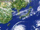 気象衛星(2016年09月25日)