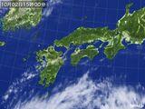 気象衛星(2016年10月02日)