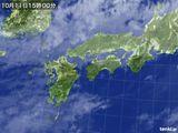 気象衛星(2016年10月11日)