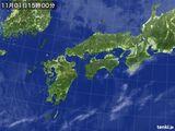 気象衛星(2016年11月01日)