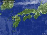気象衛星(2016年11月25日)