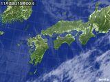 気象衛星(2016年11月28日)