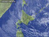 気象衛星(2016年11月29日)