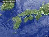 気象衛星(2016年12月27日)