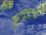気象衛星(2017年01月12日)