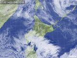 気象衛星(2017年01月14日)
