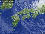 気象衛星(2017年01月16日)