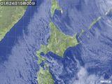 気象衛星(2017年01月24日)