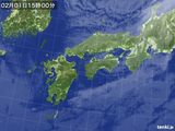 気象衛星(2017年02月01日)
