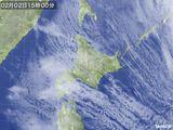 気象衛星(2017年02月02日)