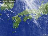 気象衛星(2017年02月07日)