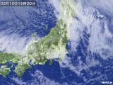 気象衛星(2017年02月10日)