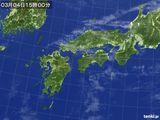 気象衛星(2017年03月04日)