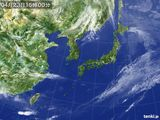 2017年04月23日の気象衛星