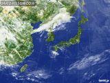 2017年04月24日の気象衛星