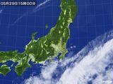 気象衛星(2017年05月29日)