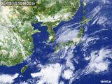 2017年05月31日の気象衛星