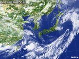 2017年06月19日の気象衛星