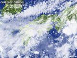 気象衛星(2017年06月25日)