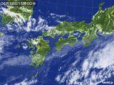 気象衛星(2017年06月28日)