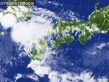 気象衛星(2017年07月06日)