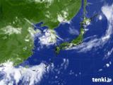 2017年07月17日の気象衛星
