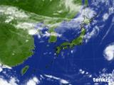 2017年07月27日の気象衛星