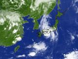 2017年08月07日の気象衛星