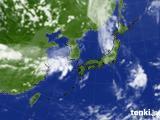 2017年08月08日の気象衛星