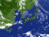 2017年08月10日の気象衛星