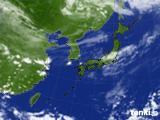 2017年08月25日の気象衛星
