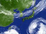 2017年08月30日の気象衛星
