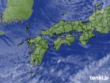 気象衛星(2018年01月09日)