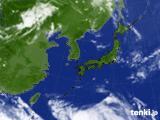 2018年07月19日の気象衛星