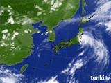 2018年08月09日の気象衛星