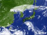 2018年08月14日の気象衛星