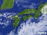 気象衛星(2018年10月17日)