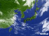 2020年05月01日の気象衛星