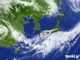 2020年06月21日の気象衛星