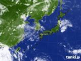 気象衛星(2020年07月31日)
