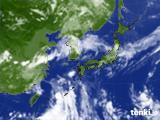 気象衛星(2020年08月09日)