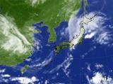 2020年09月25日の気象衛星