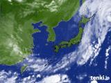 2020年09月27日の気象衛星