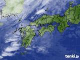 気象衛星(2021年02月14日)