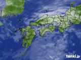 気象衛星(2021年03月09日)