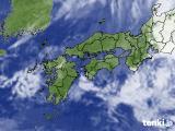 気象衛星(2021年03月21日)