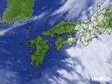 気象衛星(2021年04月13日)