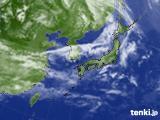2021年04月28日の気象衛星