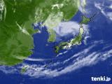 2021年05月01日の気象衛星