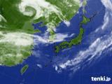 2021年05月06日の気象衛星